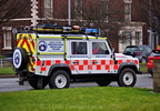 Mountain & Fell Rescue Vehicles