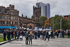 Visits to the city of Manchester in Lancashire