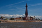 Visits to Blackpool in Lancashire