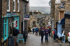 Visits to Haworth in West Yorkshire