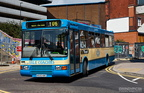 Sheffield Bus Running Day - August 2017