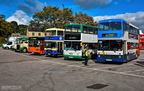 12th Yorkshire Dales Bus Running Day - October 2017